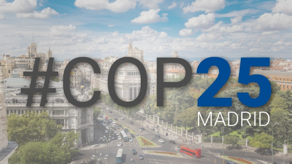 The challenge of logistics organization for COP25 in Madrid